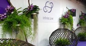 Stand Infinite Love, Salon Zen, Paris 2011