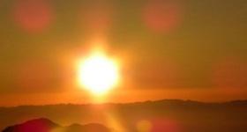 Sunrise at Mount Sinai, photo Guylène Briez